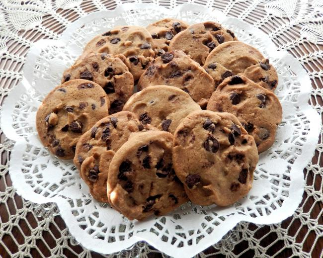 This is a dream job for chocolate chip cookie lovers. Photo: Pixabay