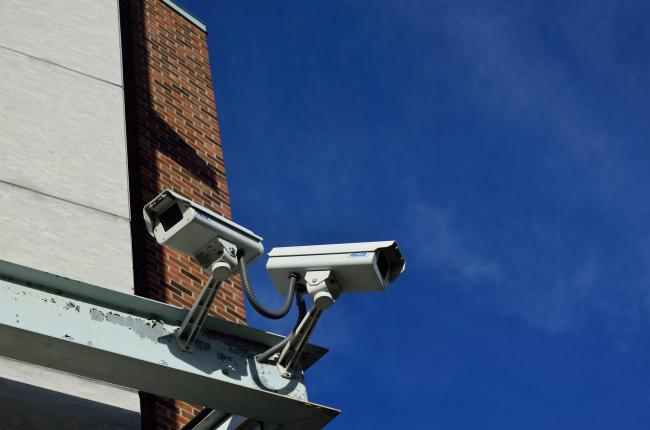 A generic photo of CCTV cameras. Photo: Pixabay