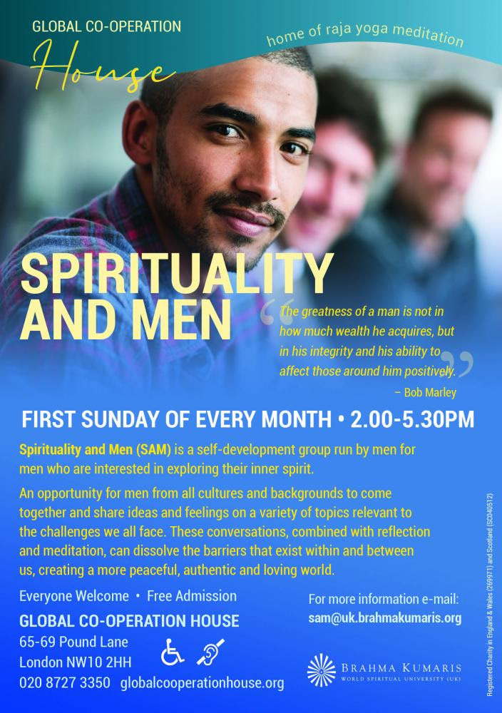 Spirituality and Men - for Men