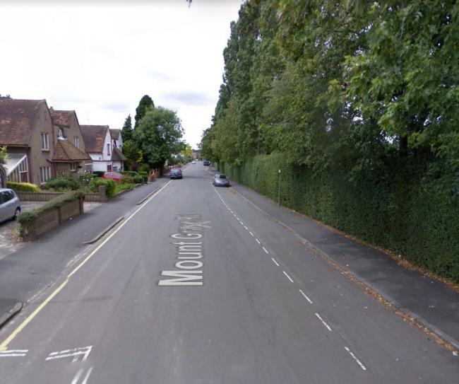 The burglaries occurred on Mount Grace Road, Potters Bar