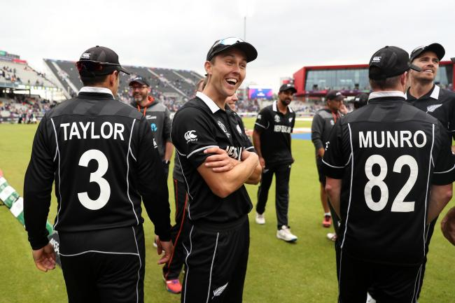 New Zealand are waiting to find out who their final opponents will be