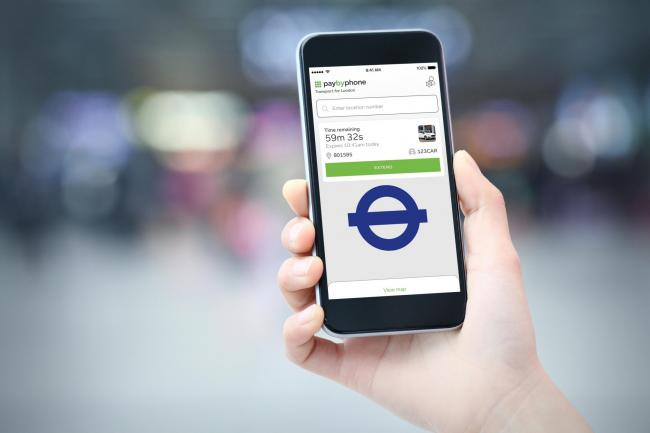 PayByPhone is introduced to TfL car parks