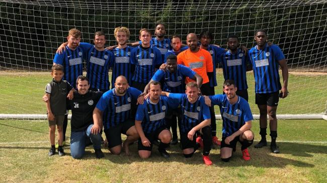 Highgate Albion won their first game of the season in the Barnet Sunday League.