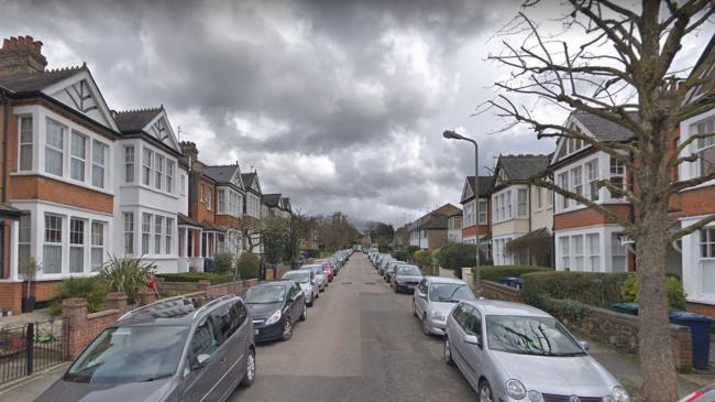 People struggle to park on Eversleigh Road (Image: Google Maps)