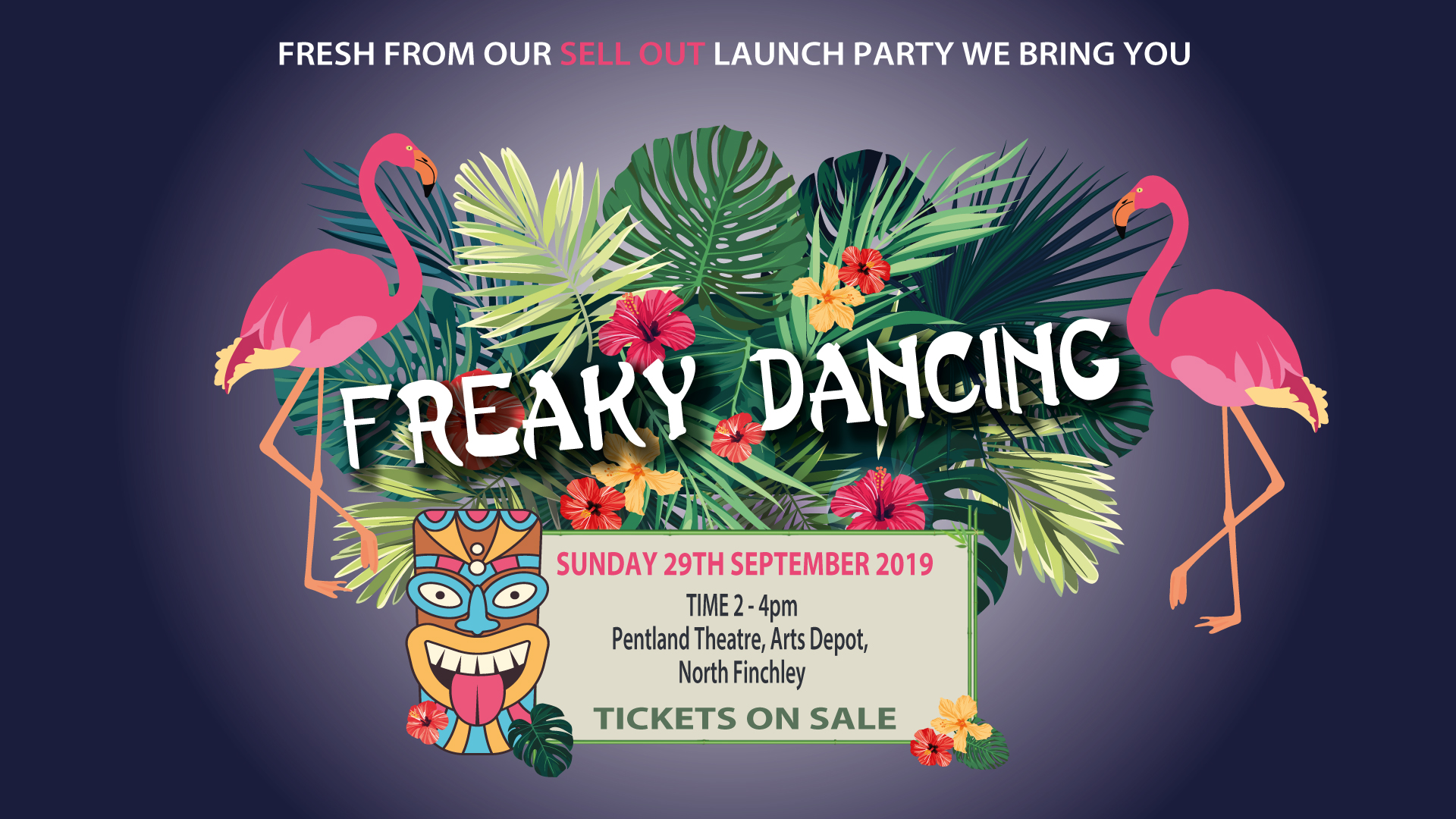 Big Beat Playground presents Freaky Dancing!!