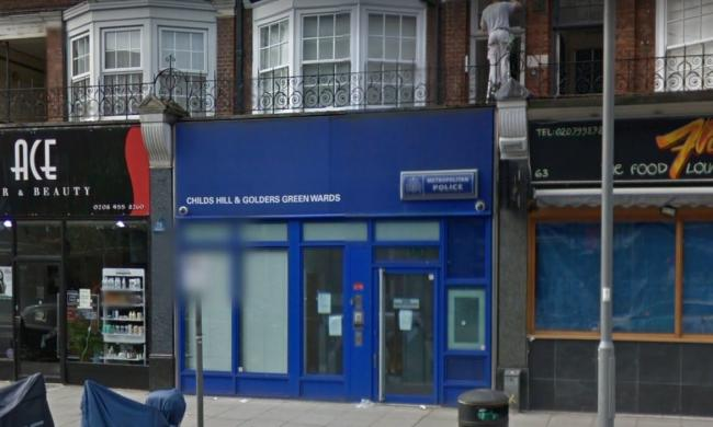 The SNT base in Golders Green (Image: Google Maps)