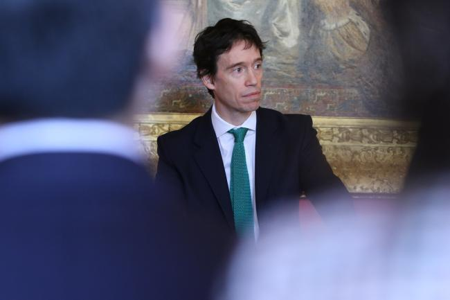 Rory Stewart announced he will be running as a candidate for Mayor of London. Photo: Foreign and Commonwealth Office / Flickr