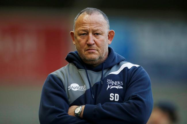 Steve Diamond used to be in charge at Saracens. Picture: Action Images
