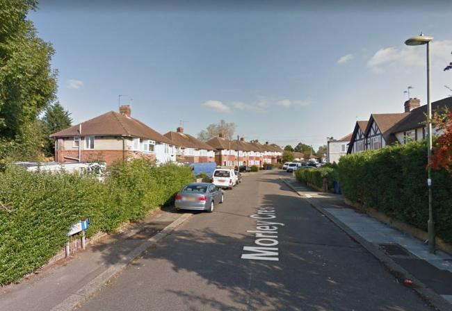 Morley Crescent in Edgware (Image: Google Maps)