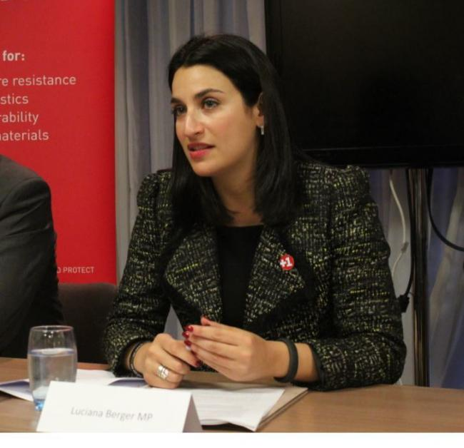 Luciana Berger (photo credit Policy Exchange (flickr))