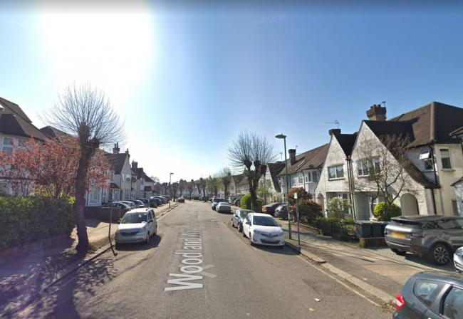 Woodland Way in Mill Hill (Image: Google Maps)