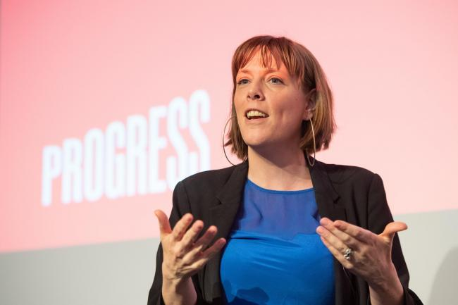 Jess Phillips pledges to lead Labour with 'courage, bravery and clarity'