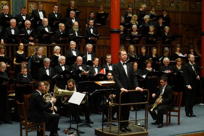Harrow Choral Society Christmas concert
