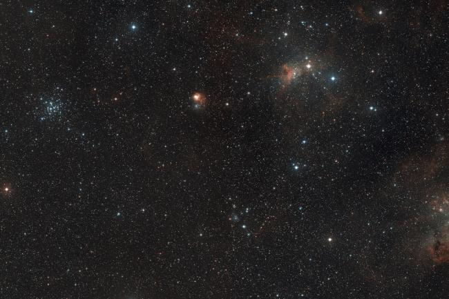 A region of the sky in the constellation of Auriga where star-forming region AFGL 5142 exists.