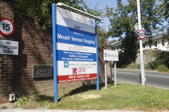 Mount Vernon Hospital could remain open if a contract is approved. (Photo: Simon Jacobs)