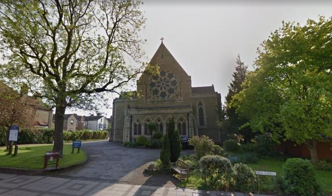 Christ Church North Finchley (Image: Google Maps)