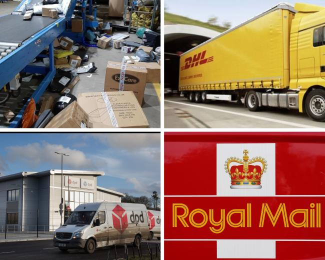 The best and worst parcel delivery firms in the UK (you may not be surprised)