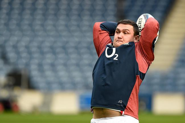 England Captain's Run – BT Murrayfield Stadium