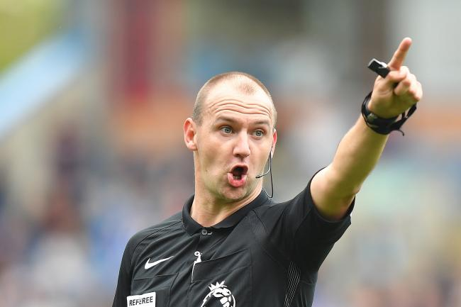 Bobby Madley has not refereed in England since the 2017-18 season