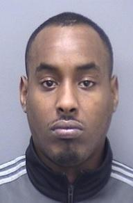Yasin Mahdi (pictured) is wanted