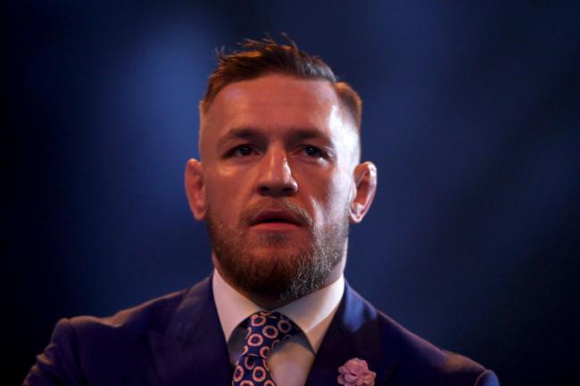 UFC fighter Conor McGregor is buying protective equipment for hospitals