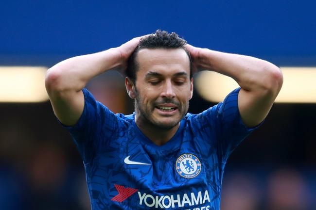 Chelsea striker Pedro has confirmed he will leave the club when his current contract expires