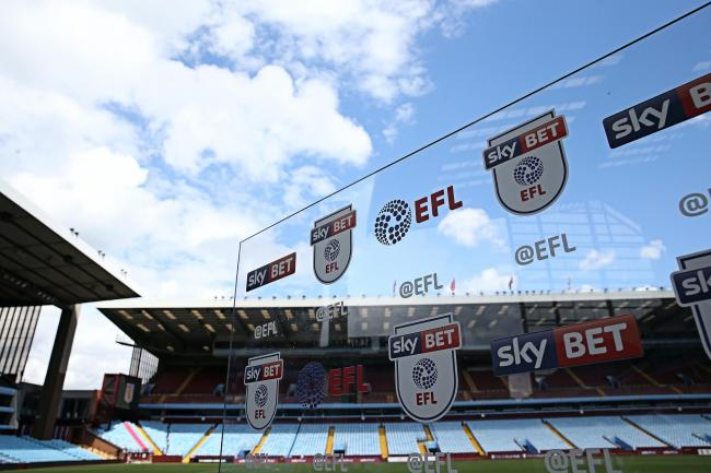 The EFL released a statement on Thursday