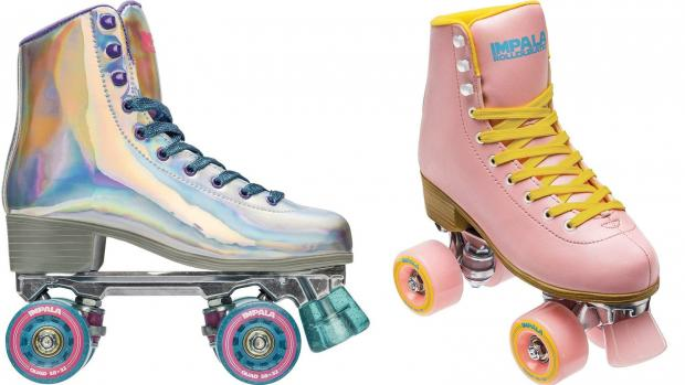 Times Series: Take part in this summer's hottest trend with these roller skates. Credit: Impala / Amazon