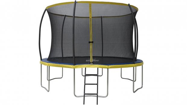 Times Series: Get some air with this trampoline. Credit: Zero Gravity / Amazon