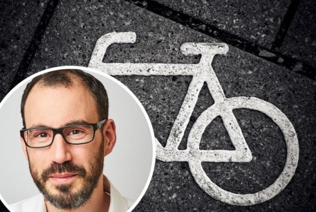Jon Klaff wants better cycling infrastructure in Barnet (Image: Canva/Pixabay)