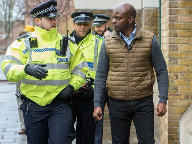 Times Series: Mr Bailey has promised to tackle crime in London and boost police numbers to 40,000 (Photo: Pete Maclaine / i-Images)