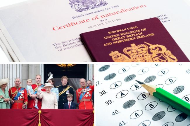 Can you pass the British citizenship test? Take our quiz to find out