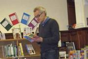 Jeremy Strong captured the boys' imagination in a visit to Aldwickbury School