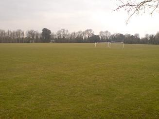Chase Lodge Playing Fields in Mill Hill