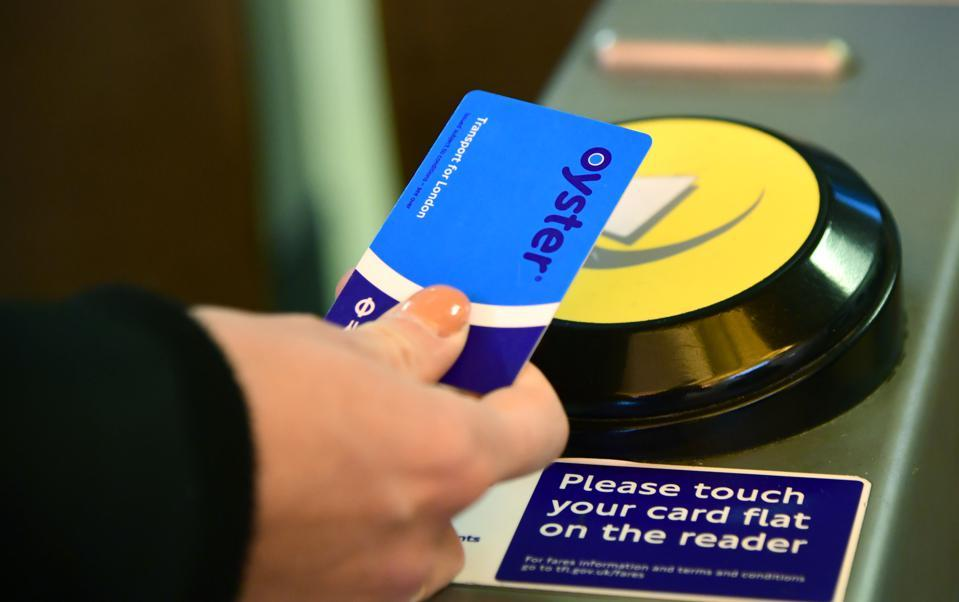 New Oyster card change coming next month as TfL pushes contactless