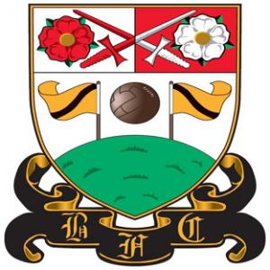 Times Series: Football Team Logo for Barnet