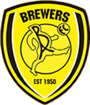 Times Series: Football Team Logo for Burton Albion