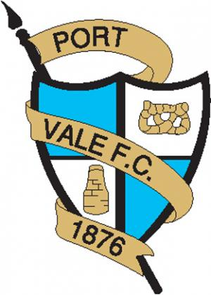 Times Series: Football Team Logo for Port Vale