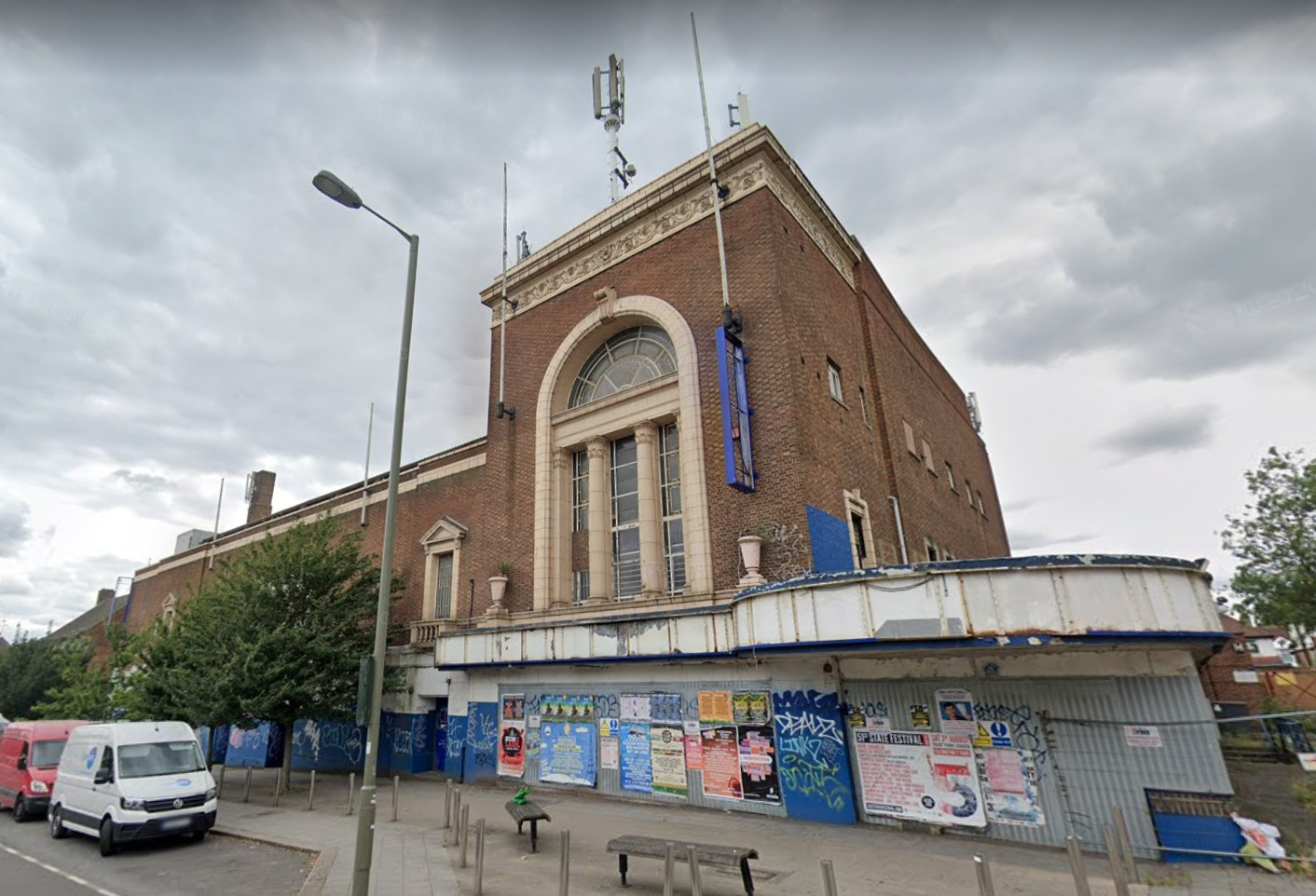 Council to assess plans for new homes at site of 1930s cinema