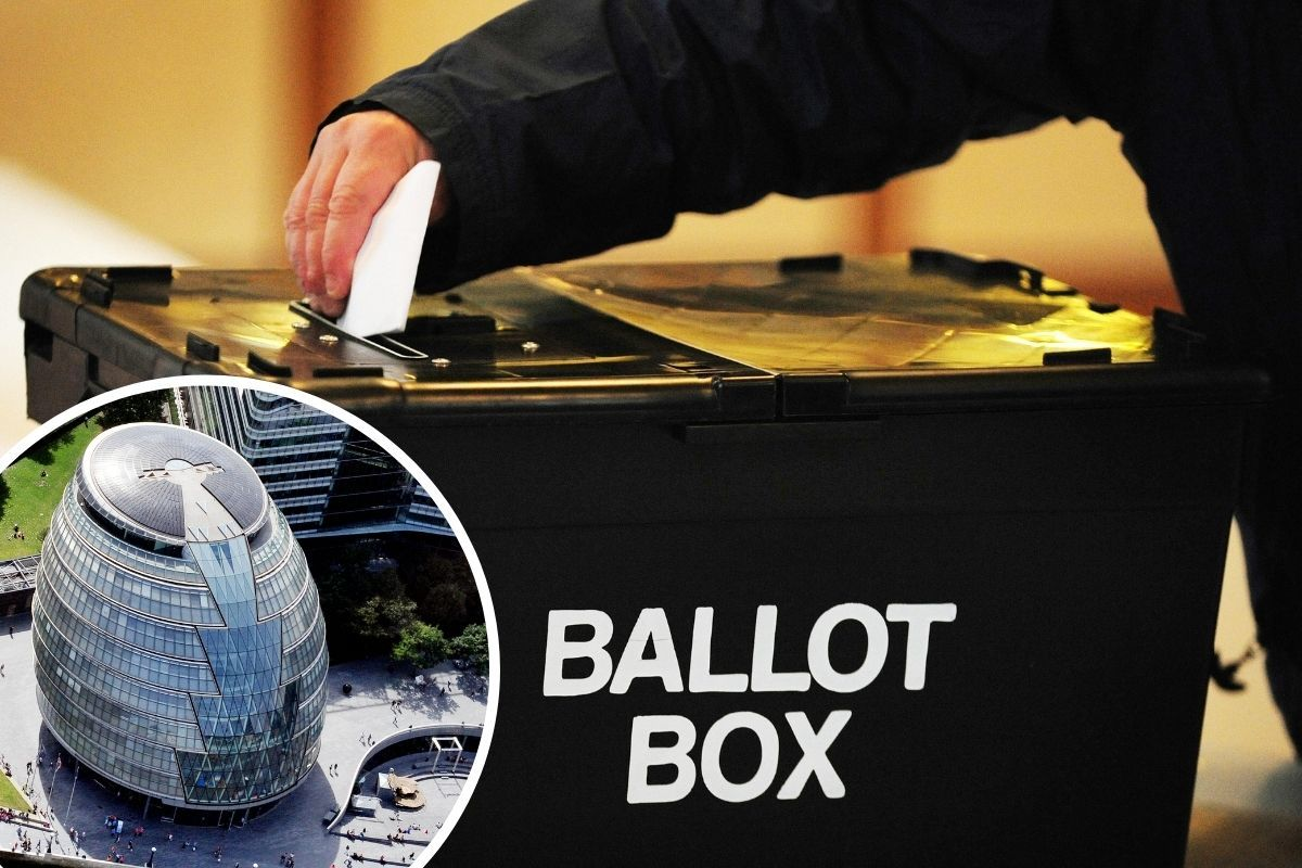 London Mayor election to use first past the post voting system from 2024