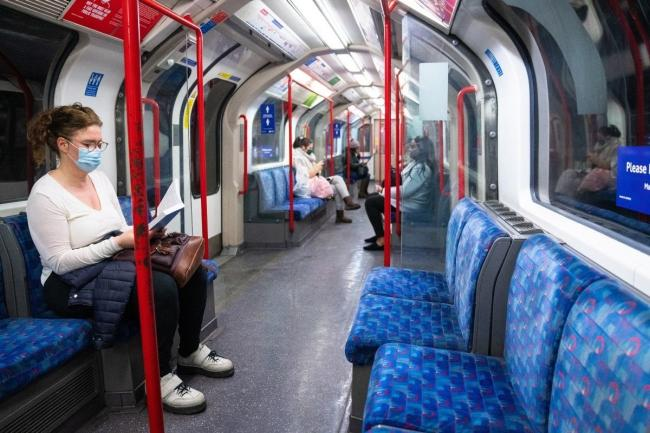 Sadiq Khan has said he will roll out 4G connectivity across the Tube network if re-elected in May. Credit: PA