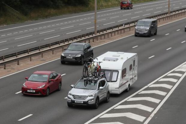 Times Series: Traffic on the M5 motorway