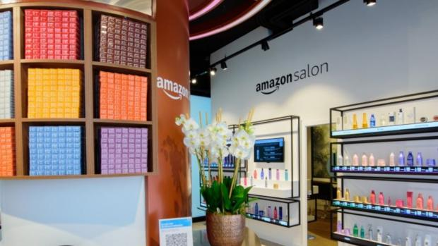 Times Series: Currently only Amazon staff can take part in pre-opening trials. Pic: Amazon