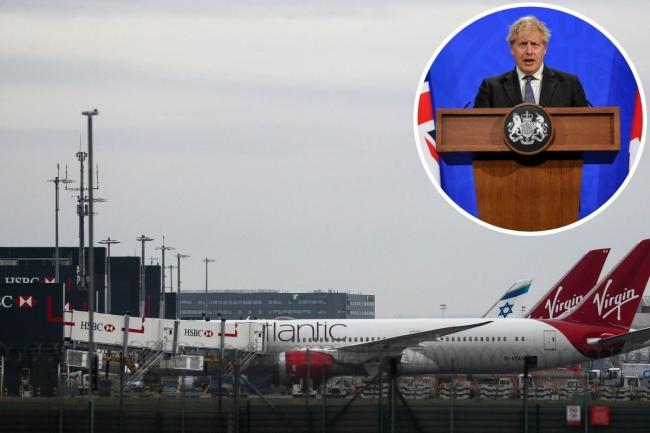 The Prime Minister said his thoughts on a third runway were