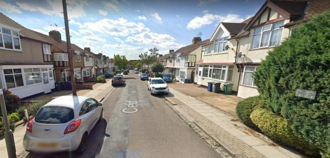 Cedar Lawn Avenue is due to be one of the first streets affected. Picture: Google Street View