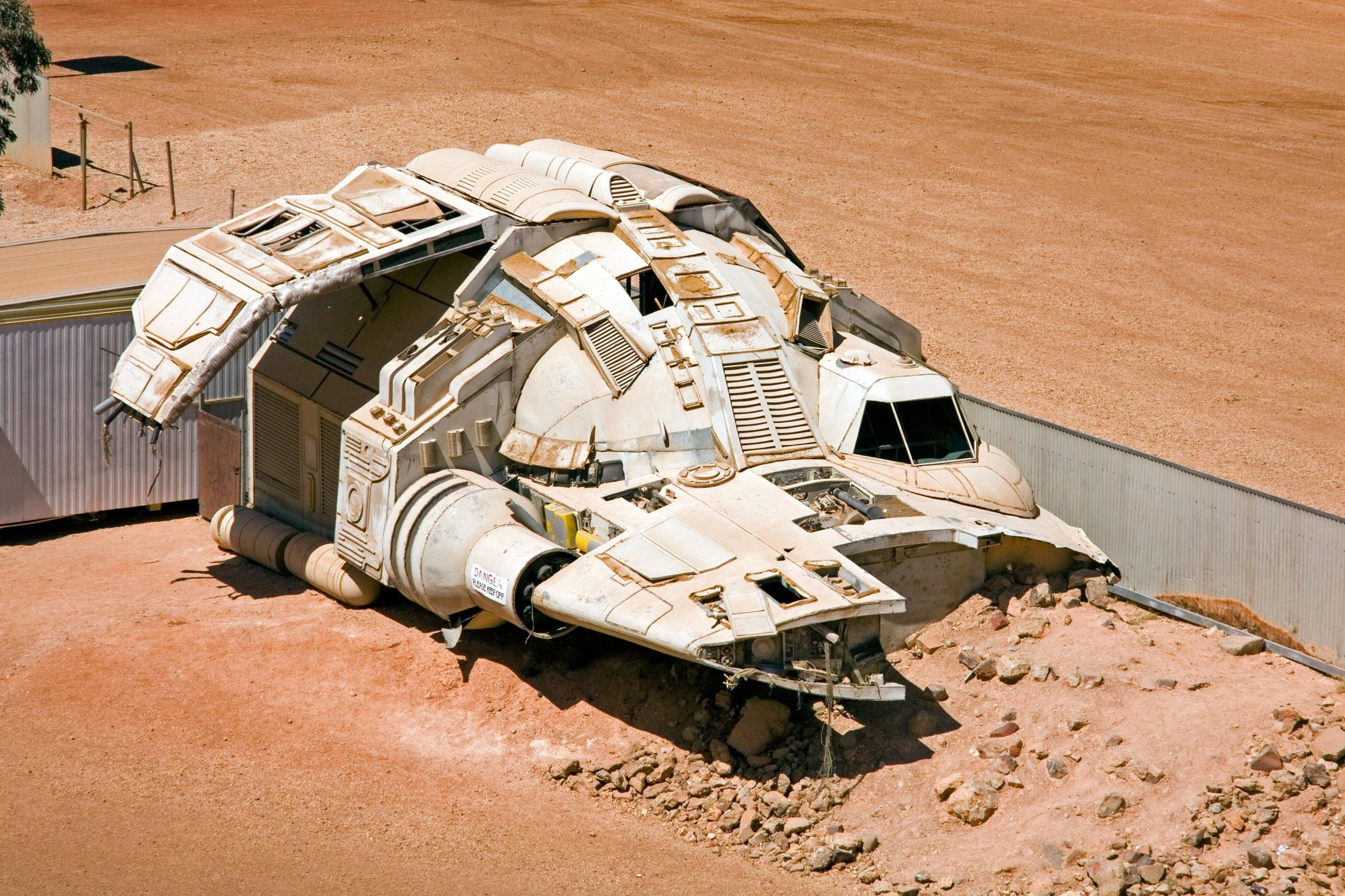 Star Wars props now sell for thousands of pounds. Photo: Pixabay