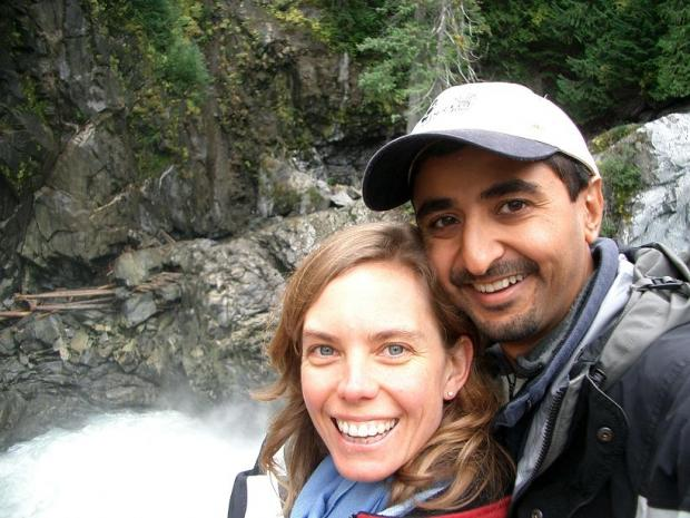 Times Series: Catriona and Anish Patel