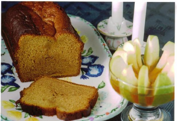 Strictly Kosher ~ Honey cake at Rosh Hashonah, Jewish New Year
