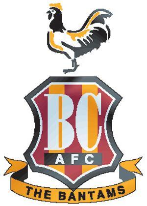 Football Team Logo for Bradford City