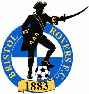 Times Series: Football Team Logo for Bristol Rovers